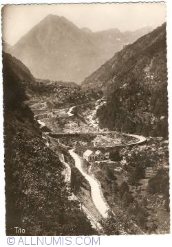 Image #1 of Road from  Pierrefitte to Cauterets (1948)