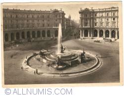 Roma - Piazza dell'Esedra (now Piazza della Repubblica)