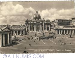 Image #1 of Vatican - St. Peter's Square - The Basilica