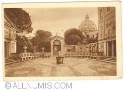 Image #1 of Rome - Vatican Garden (Giardini Vaticani)