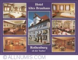Image #1 of Rothenburg ob der Tauber - Hotel Altes Brauhaus
