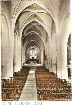 Image #1 of Ruffec (Charente) - Interior of the Church