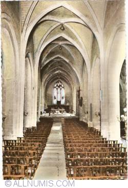 Imaginea #1 a Ruffec (Charente) - Interiorul Bisericii