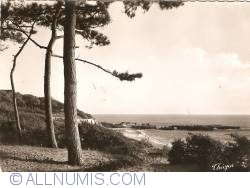 Image #1 of Saint-Palais sur Mer - Beach (1952)