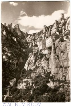 Image #1 of Santa Maria de Montserrat Abbey (1964)