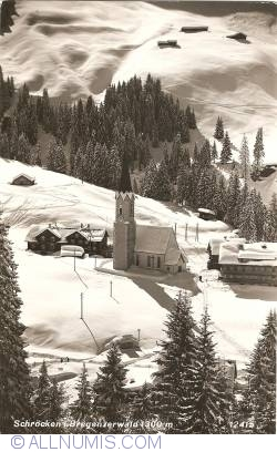 Imaginea #1 a Schröcken (1300 m)