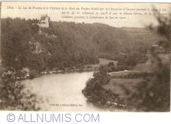 Image #1 of Spa - Lake Warfaz and Castle de la Heid du Pouhon (Le Lac de Warfaz et le Château de la Heid du Poubon)