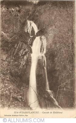 Image #1 of Spa-Winamplanche - Waterfall Haldeboeuf (Cascade de Haldeboeuf)