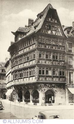 Image #1 of Strasbourg - The House Kammerzell (Maison Kammerzell)