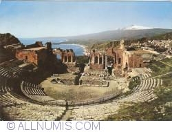 Imaginea #1 a Taormina - Teatrul Antic (Teatro Antico di Taormina)