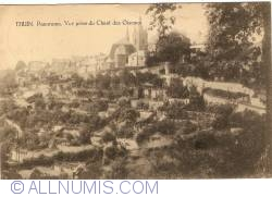 """Image #1 of Thuin - Panorama. View taken from the """"Chant des Oiseaux"""" (Panorama. Vue prise du Chant des Oiseaux)"""