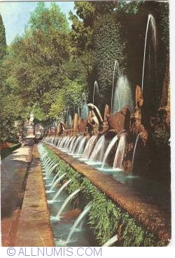 Image #1 of Tivoli - Villa d'Este - The Hundred Fountains (Cento Fontane)