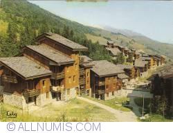 Image #1 of Valmorel - The hamlet of La Fontaine (Le Hameau de la Fontaine) (1979)