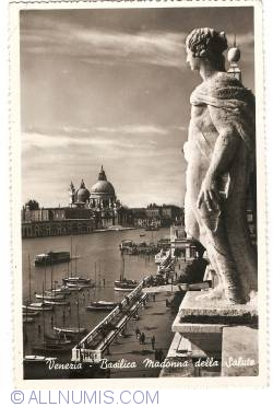 Image #1 of Venice - Basilica of Saint Mary of Health (Basilica Madonna dela Salute)
