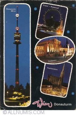 Imaginea #1 a Viena - Donauturm - Prater - Parlament - Stephansdom