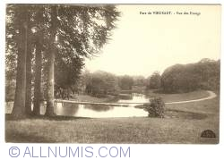 Image #1 of Vieusart (Chaumont-Gistoux,  Walloon Brabant) - The Pond