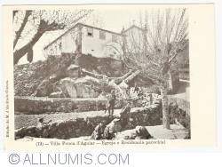Image #1 of Vila Pouca de Aguiar - Church and Parochial residence (Egreja e Residencia parochial) (1908)