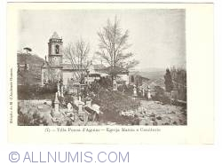 Image #1 of Vila Pouca de Aguiar - Church Matriz  and Cemetery (Egreja Matriz e Cemiterio) (1908)