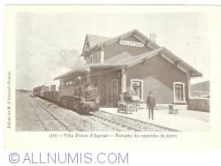 Imaginea #1 a Vila Pouca de Aguiar - Gara (Estaçao de caminho de ferro)(1908)