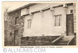 Image #1 of Durbuy -Villers-Ste-Gertrude -  Old house of the Spanish era (Vieille maison de l'époque espagnole)