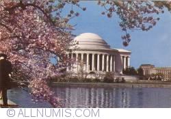 Image #1 of Washington, D.C. - Thomas Jefferson Memorial (1961)
