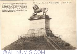 Image #1 of Waterloo - Battle Field of 1815 - Mound of Lion (Champ de Bataille de Waterloo (1815) – La Butte de Lion)