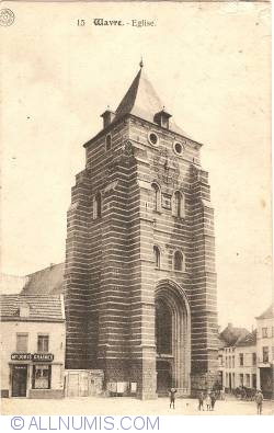 Image #1 of Wavre - Church (Eglise)