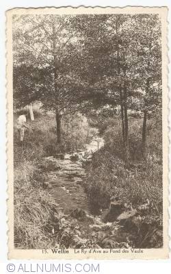 Image #1 of Wellin - Le Ry d'Ave au Fond des Vaulx