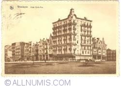 """Image #1 of Wenduine - """"Belle-Vue"""" Hotel (Hôtel Bell-Vue)"""