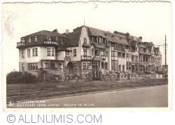 Image #1 of Westende - Boulevard Henri Jaspar - Group of Villas (Boulevard Henri Jaspar – Groupe de villas)