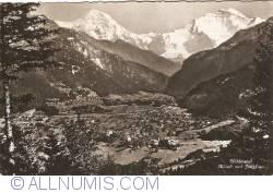 Image #1 of Wilderswil - Mönch and Jungfrau
