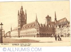 Image #1 of Ypres - The Cloth Hall (Halles aux draps)