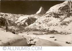 Image #1 of Zermatt with Matterhorn
