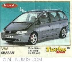 445 - VW Sharan