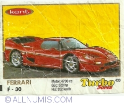 Image #1 of 433 - Ferrari F-30