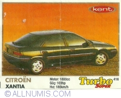 Image #1 of 416 - Citroen Xantia