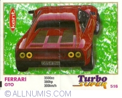 Image #1 of 516 - Ferrari GTO