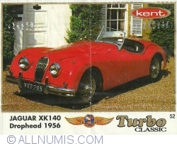 Image #1 of 52 - Jaguar XK140 Drophead 1956
