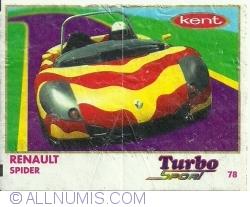 78 - Renault Spider