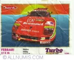Image #1 of 120 - Ferrari 512 M