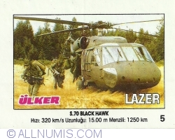 Image #1 of 5 - S.70 Black Hawk