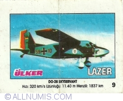 Image #1 of 9 - DO-28 Skyservant