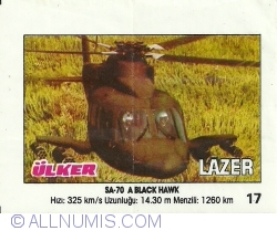 Image #1 of 17 - SA-70 A Black Hawk
