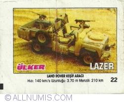 Image #1 of 22 - Land Rover Kesif Araci