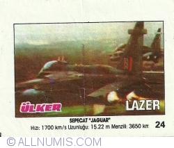 Image #1 of 24 - Sepecat Jaguar