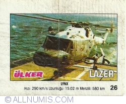 Image #1 of 26 - Lynx