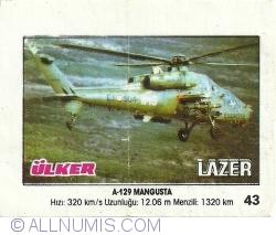 Image #1 of 43 - A-129 Mangusta