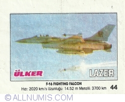 Image #1 of 44 - F-16 Fighting Falcon