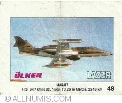 Image #1 of 48 - Learjet