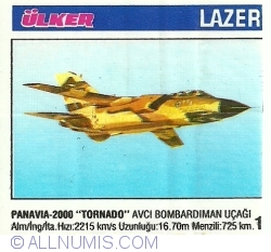 Image #1 of 1 - Panavia-2000 Tornado